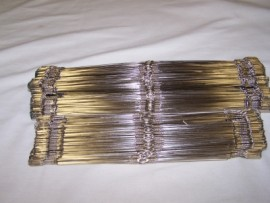 Wire Heddles